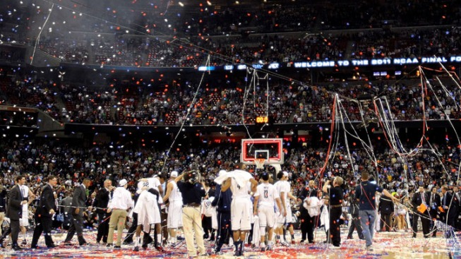 UConn to Hold Pep Rally for Huskies Tuesday