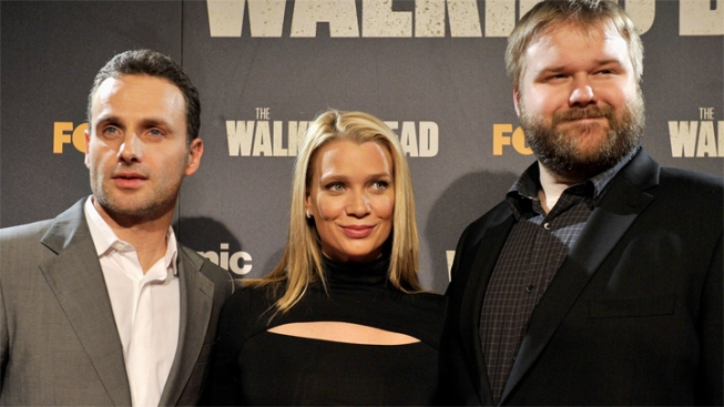 """Walking Dead"" Creator Robert Kirkman Braces for Season Two"