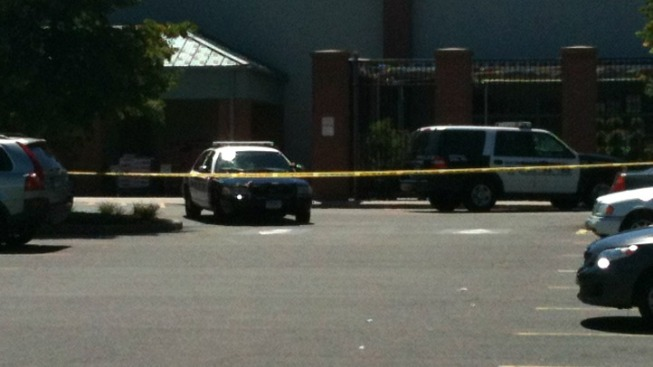 Walmart in Avon Evacuated
