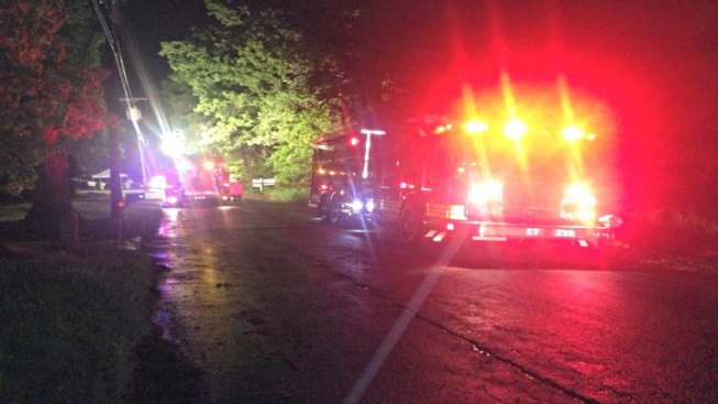 2 Dead, 3 Injured in South Windsor Crash