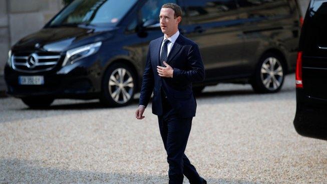 Frustration Boils Over at Facebook's Annual Shareholder Meeting
