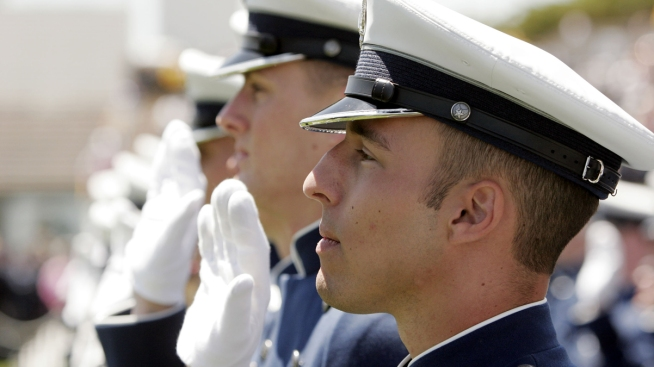 """So Help Me God"" Optional in Air Force Honor Oath"