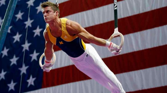 Mikulak Cruises to US Men's Gymnastics Title