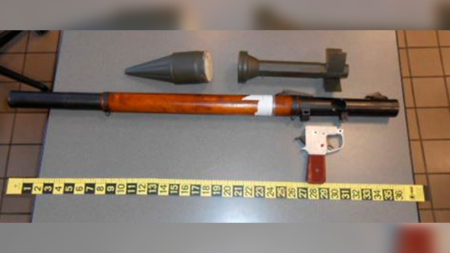 TSA Stops Florida Man From Bringing Grenade Launcher Onto Plane in Lehigh Valley