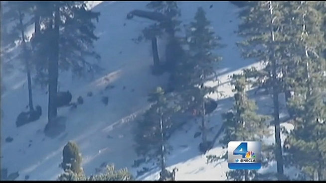 After three full days of searching, there was still no sign of Christopher Dorner in the mountains near Big Bear. San Bernardino County Sheriff s Department officials said they would continue the search on Sunday