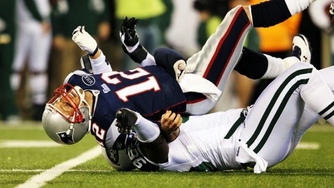 Many Storylines Ahead of Jets-Pats