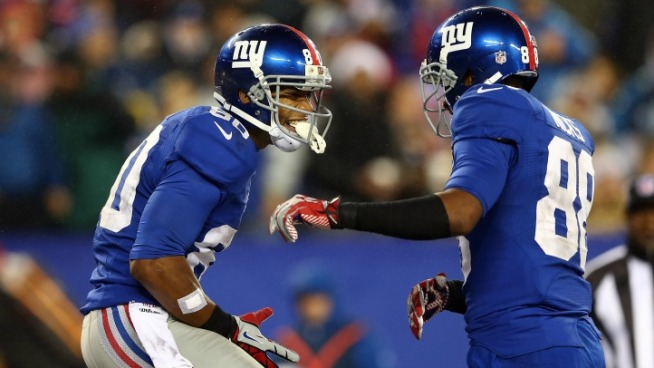 Giants Get Another Chance to Rise to the Occasion