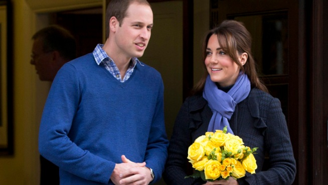 Duchess of Cambridge Discharged from London Hospital