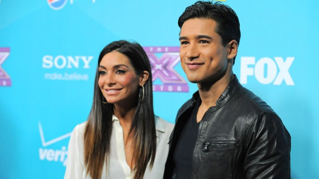 Mario Lopez Marries Courtney Mazza