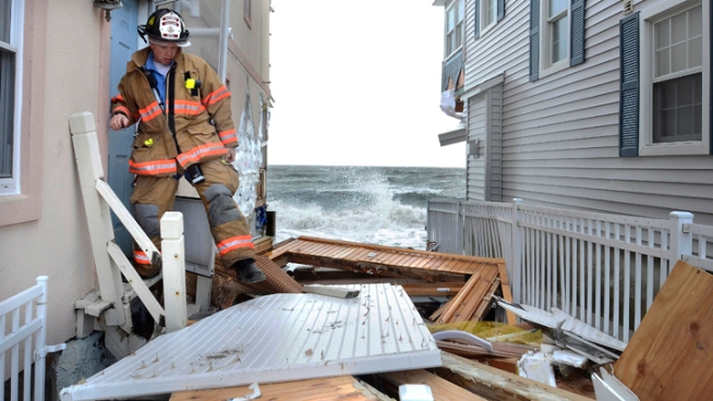 Officials Angry Over Loss of Sandy Aid