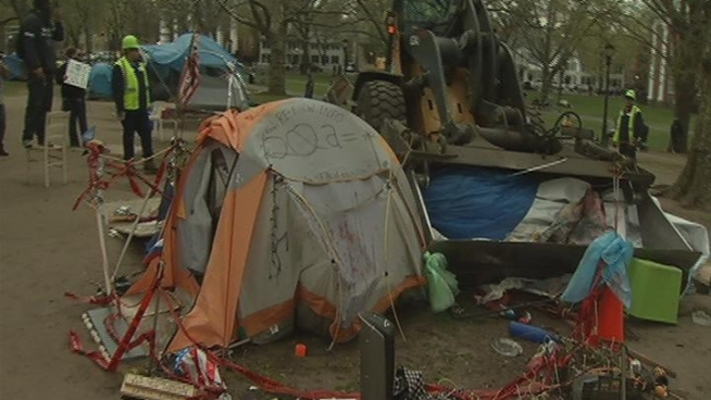 "Occupy New Haven's Founder Says ""It's Time to Go"""