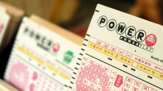 Fourth Largest Powerball Jackpot Drawing Tonight