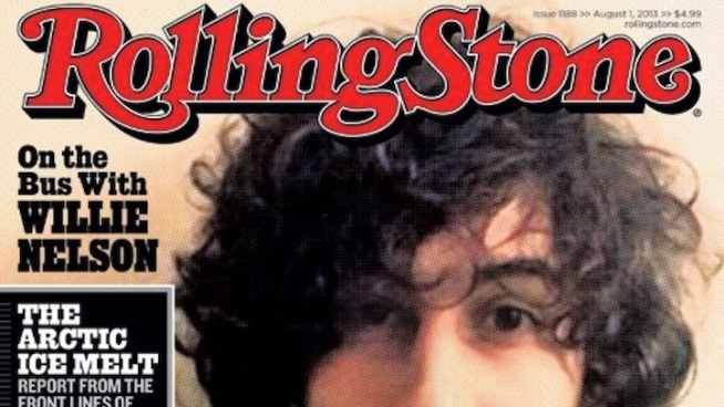 Several Stores Won't Sell Rolling Stone With Boston Bombing Cover