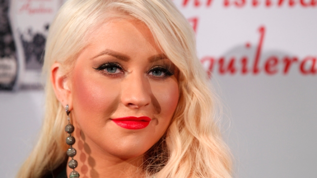 "Christina Aguilera's ""Skinny"" Quotes False: Rep"