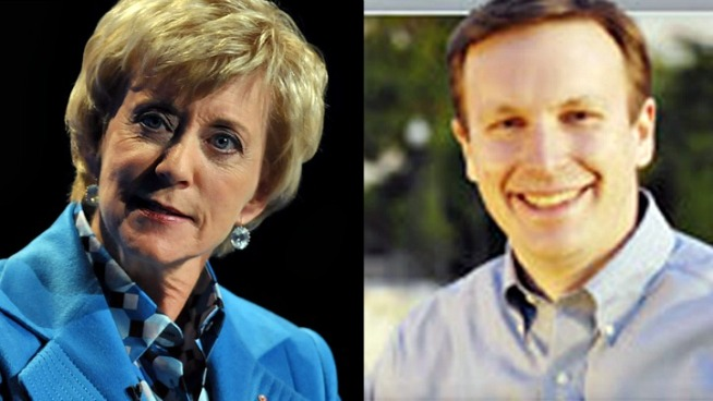 Murphy Has 5-Point Lead in Rasmussen Poll
