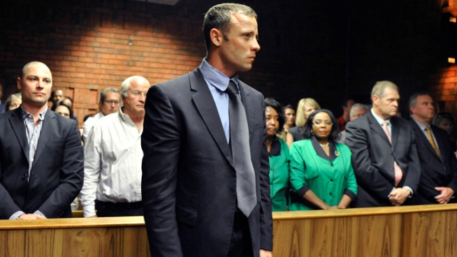"""Deeply in Love"" Pistorius Claims Accident, Not Murder"