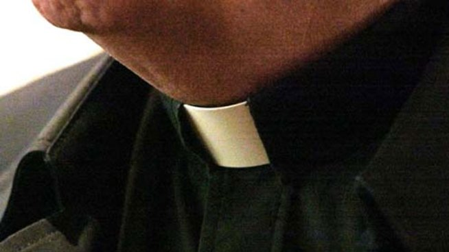 Priest Indicted in Federal Crystal Meth Case