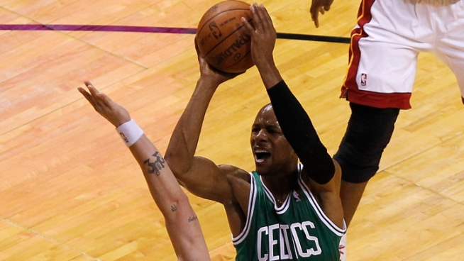 Ray Allen to Sign With Heat