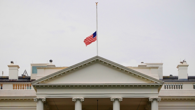 State Flags at Half-Staff