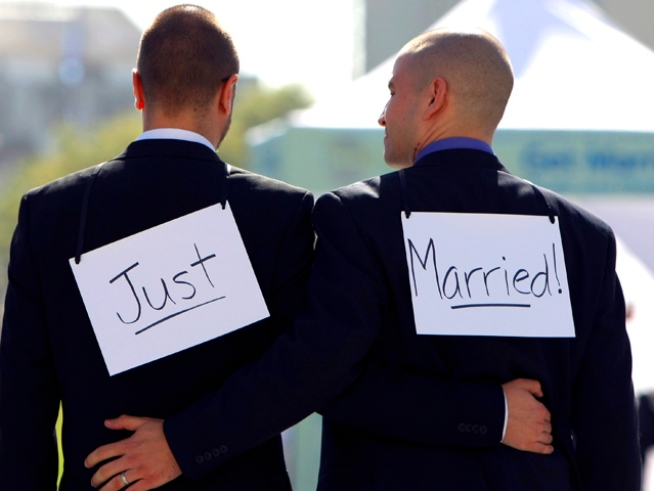 Supreme Court Taking Slow-Go Approach on Gay Marriage
