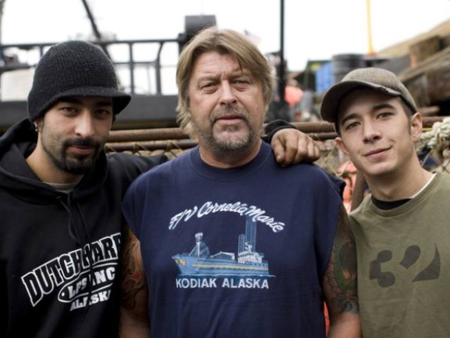 "Deadliest Catch's"" Jake Harris Jailed for Drunk Driving"