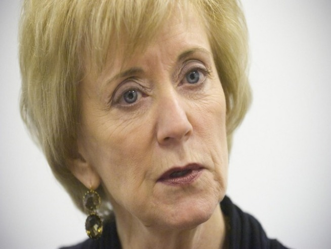 Senate Candidate Linda McMahon Resigns from Board of Education
