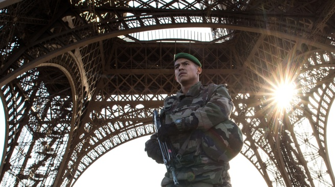 France Foils ISIS Attack Planned for Next Week: Officials