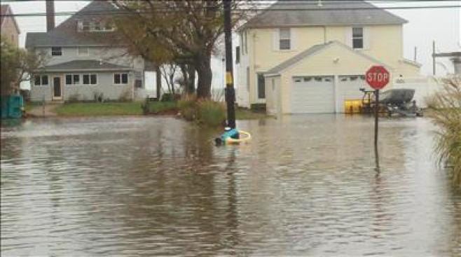 Towns Postpone Trick-or-Treating After Sandy