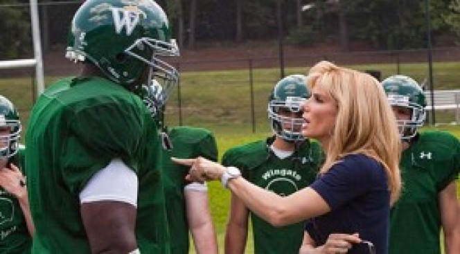 Don't Revoke My Reviewer's License, But <I>The Blind Side</I> Is Surprisingly Watchable