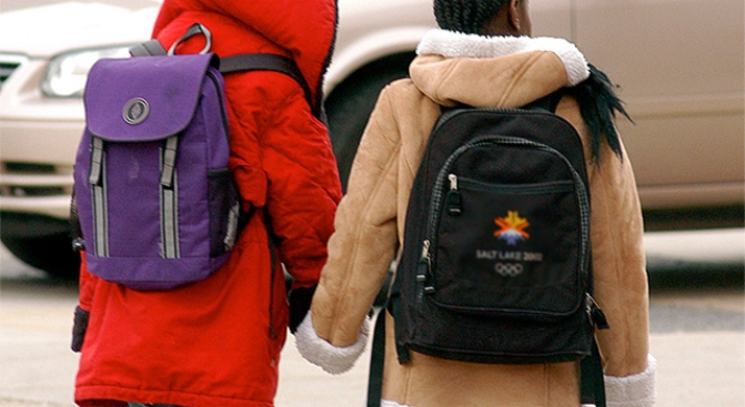 How to Pick a Safe Backpack for Your Child