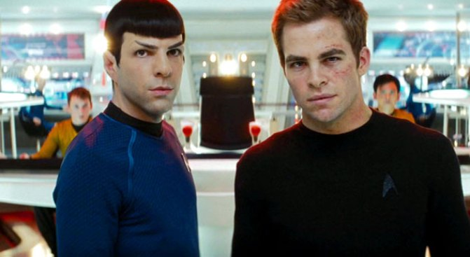 """Trek"" Sequel Alert: Now Titled ""Star Trek Into Darkness"""