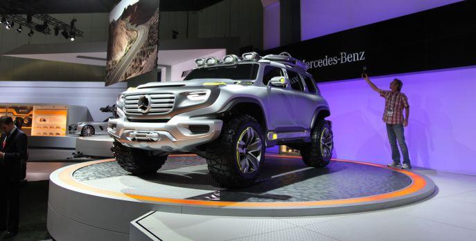 Concept Cars at the 2012 LA Auto Show