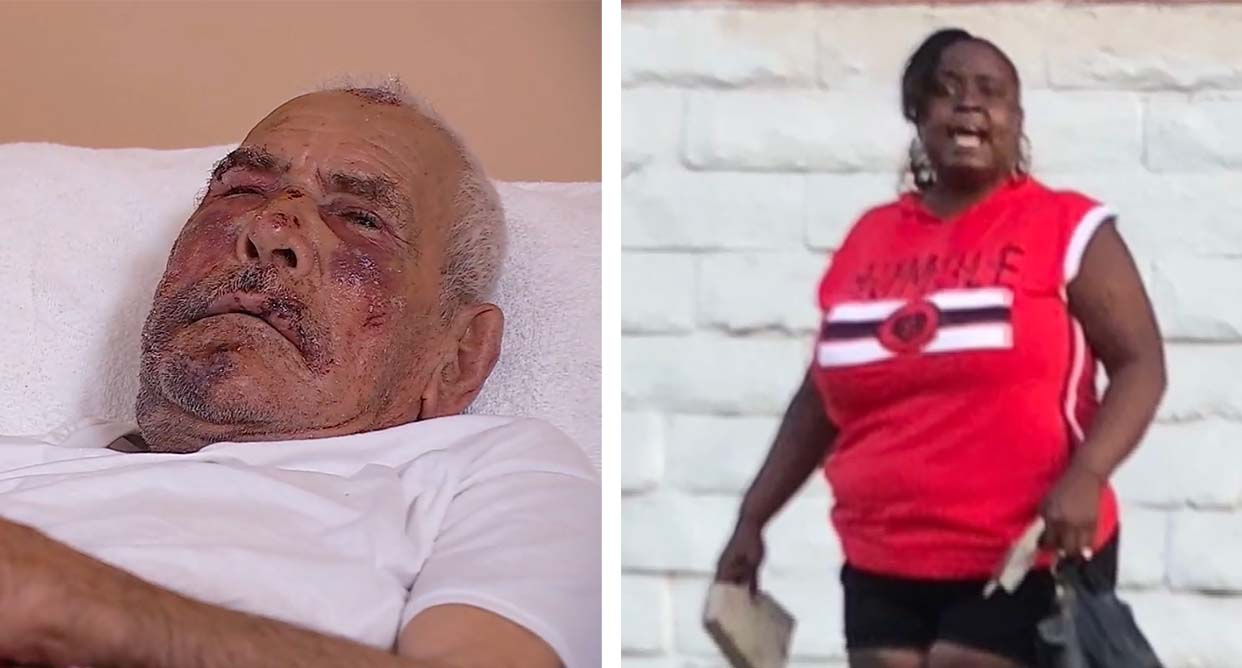 Woman Arrested in Brick Beating of 92-Year-Old Man in LA