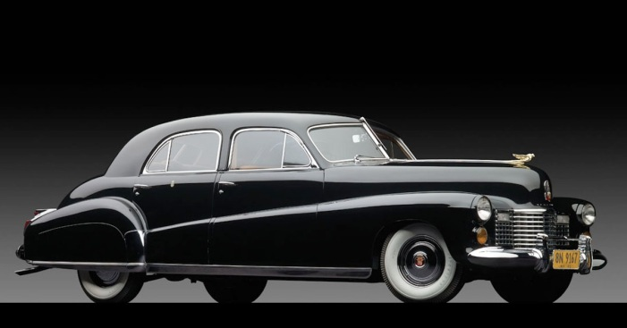 Duke of Windsor's Cadillac Coming to NYC Auction