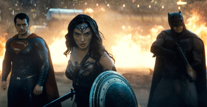 'Batman v Superman' Shrugs Off Bad Reviews, Opens to $170M