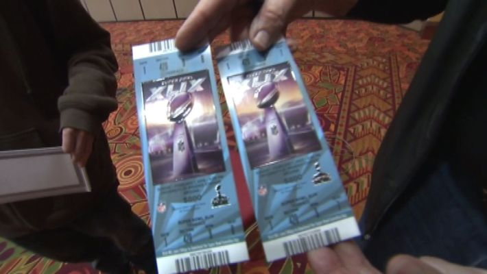 WATCH: Getting Tickets to the Big Game