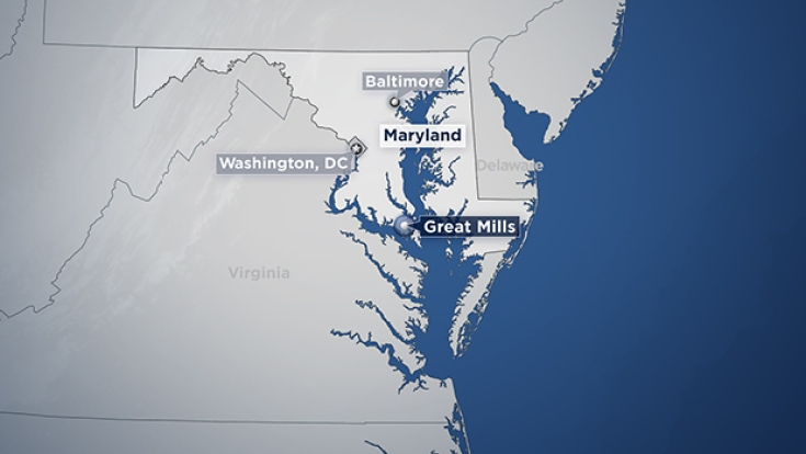 multiple injuries reported in shooting at md  high school