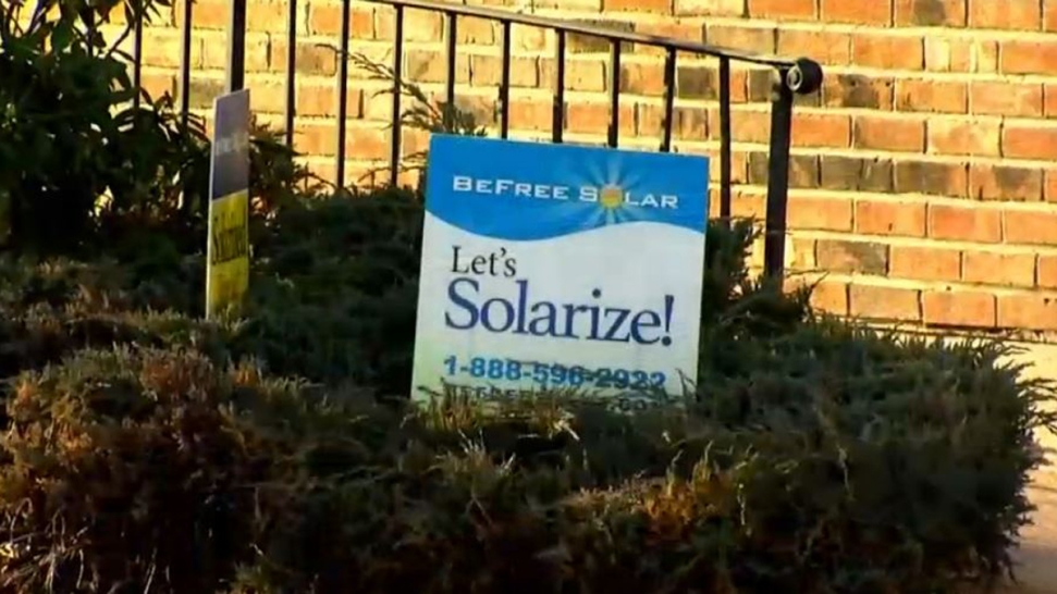 Solar Company Surrenders Home Improvement Registrations