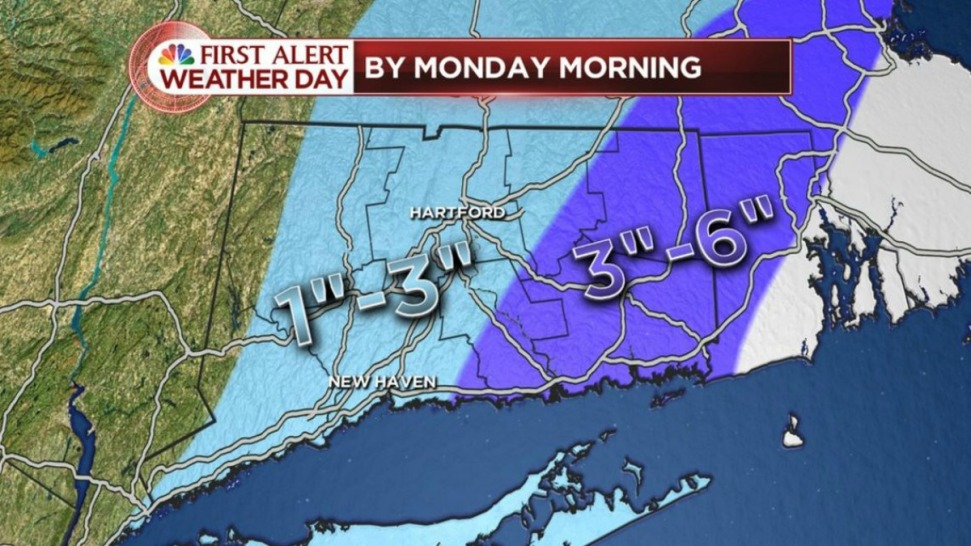 Spring Snowstorm Could Make for Messy Morning Commute