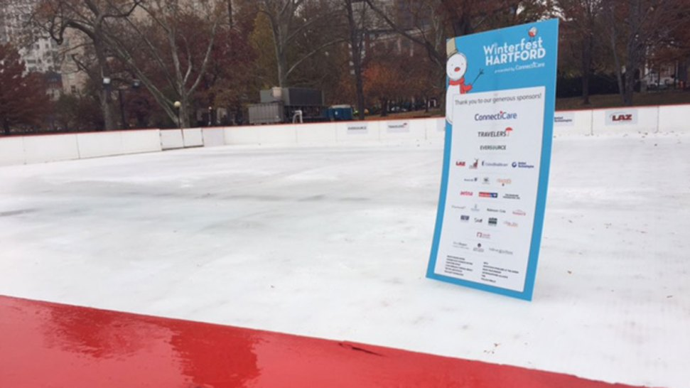 Donors and Sponsors Thanked For Saving Winterfest in Hartford