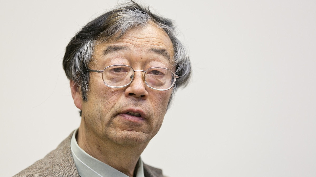 Dorian Satoshi Nakamoto is shown during an interview at the Associated Press bureau Thursday, March 6, 2014 in Los Angeles. Nakamoto, the man that Newsweek claims is the founder of Bitcoin denies he had anything to do with it and says he had never even heard of the digital currency until his son told him he had been contacted by a reporter three weeks ago.