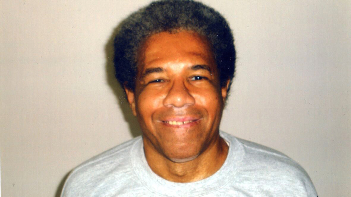 This undated photo provided by the International Coalition to Free the Angola 3 shows Albert Woodfox. Prosecutors sought to keep Woodfox, the last of the