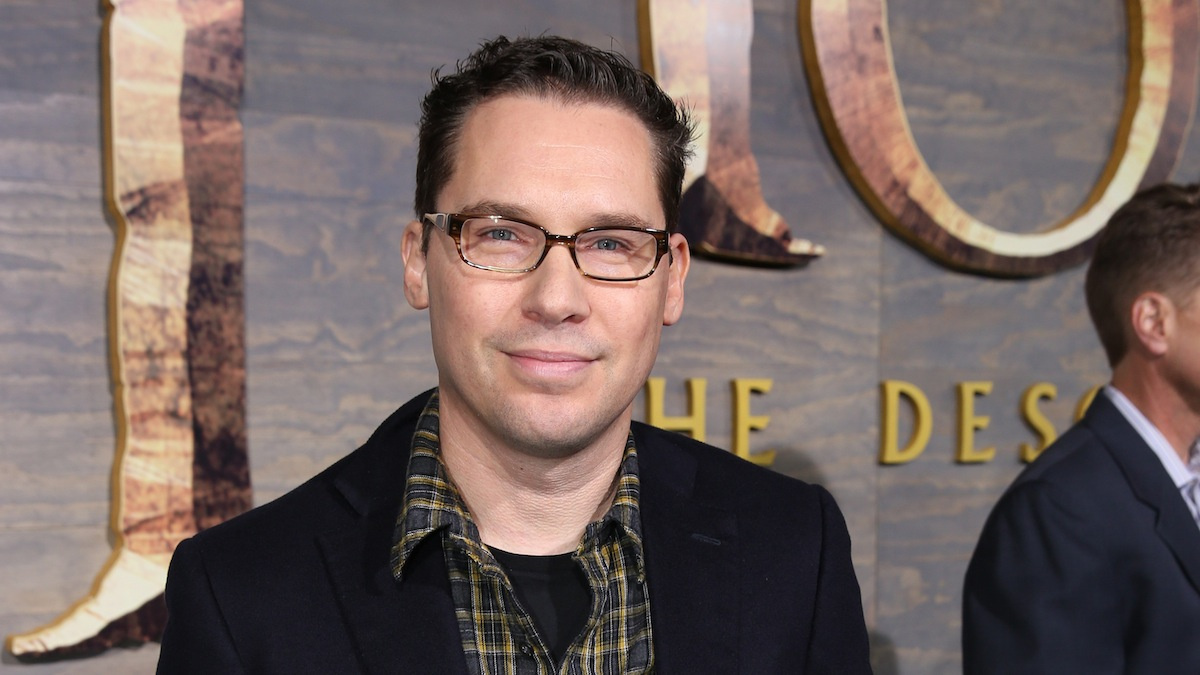 Bryan Singer arrives at the Los Angeles premiere of