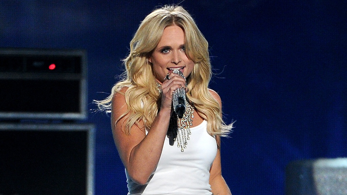 In this file photo, Miranda Lambert performs on stage at the 49th annual Academy of Country Music Awards at the MGM Grand Garden Arena on Sunday, April 6, 2014, in Las Vegas.