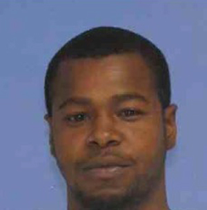 This undated photo released by the Mississippi Bureau of Investigation, shows 29-year-old suspect Marvin Banks.  Banks and his brother Curtis, 26, are wanted in the fatal shooting of two Hattiesburg, Miss., police officers on Saturday, May 9, 2015.  (Mississippi Bureau of Investigation via The Hattiesburg Police Department via AP)