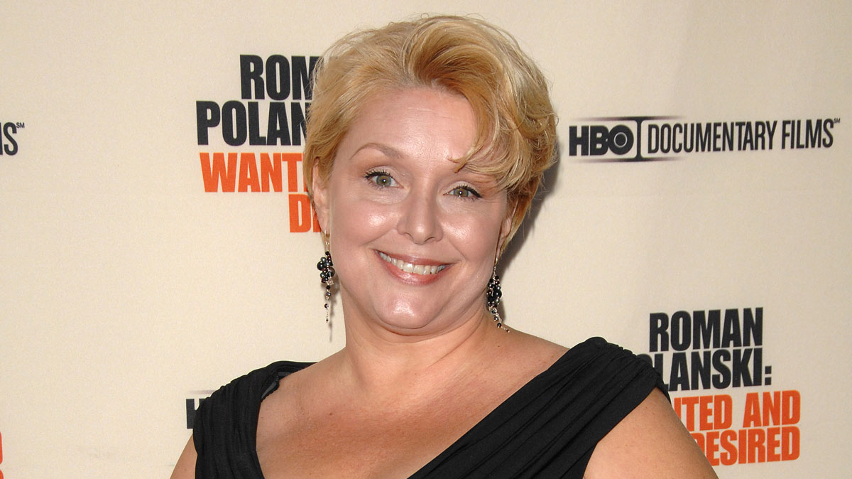 Documentary Subject Samantha Geimer arrives at the premiere of the HBO Documentary