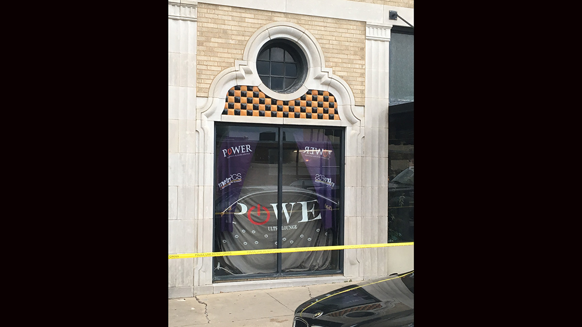 The Power Ultra Lounge in downtown Little Rock, Arkansas, was the scene of a mass shooting during a rap concert early Saturday, July 1, 2017. Little Rock's police chief says investigators believe a shooting at the nightclub where more than two dozen people were injured may be gang-related. All of the victims were expected to survive the shooting.