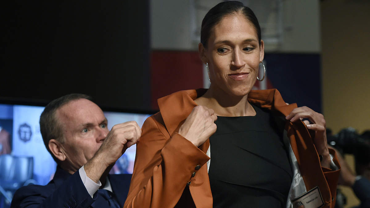 UConn to Honor Rebecca Lobo Friday Night