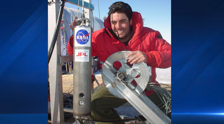 Scientist Alberto Behar died when his small plane crashed on take off from Van Nuys Airport Friday, Jan. 9, 2015.