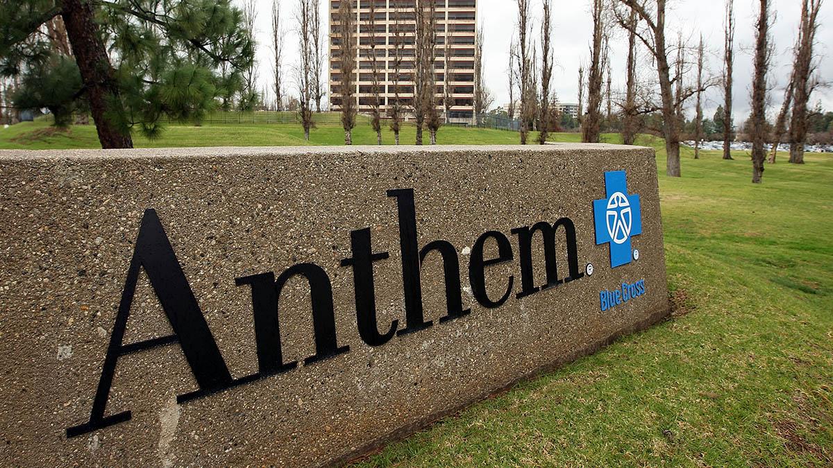 The Anthem Blue Cross headquarters